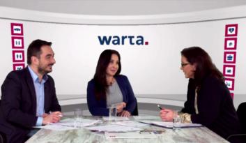 """Webinarium od Warty: """"Najtrudniejszy pierwszy krok, czyli jak zacząć rozmowę o życiówce"""""""