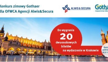 Konkurs zimowy Gothaer dla OFWCA Agencji Alwis & Secura