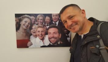 Ryszard Miłek z drugim miejscem w prestiżowym London Art Biennale