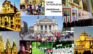 Czerwcowa wycieczka do Lwowa