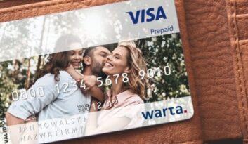 KONKURS WARTA: Sprzedawaj WDCiR zyskaj kasę na karcie VISA Prepaid!