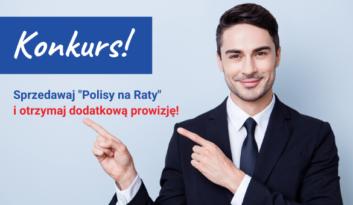 """KONKURS Wiener: Sprzedawaj """"Polisy na Raty"""" Alwis Finanse i otrzymaj dodatkową prowizję!"""