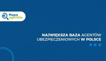 Mapa Agentów – największa baza agentów ubezpieczeniowych w Polsce