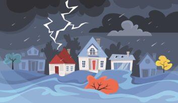 Odszkodowanie za straty wyrządzone przez burze. Jak postępować?